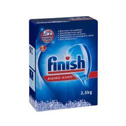 Ειδικό Αλάτι Πλυντηρίου Πιάτων Finish 2.5 Kg Finish-Salt