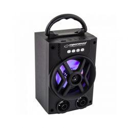 Φορητό Ηχείο Bluetooth με Ραδιόφωνο Esperanza EP130