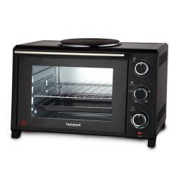 Ηλεκτρικό Κουζινάκι Techwood 1500 W με 1 Εστία Μαγειρέματος TFO-23P