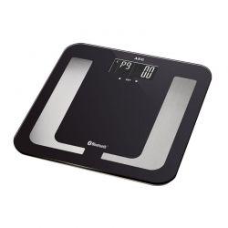 Ηλεκτρονική Ζυγαριά Μπάνιου - Λιπομετρητής με Bluetooth AEG Χρώματος Μαύρο PW5653-black