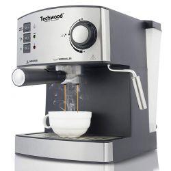 Καφετιέρα Μηχανή Espresso 15 Bar 850 W Techwood TCA-150EX