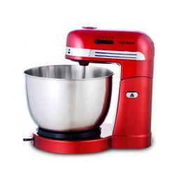 Κουζινομηχανή 350 W Techwood Χρώματος Κόκκινο TMB-355