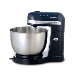 Κουζινομηχανή 350 W Techwood Χρώματος Μαύρο TMB-355