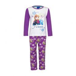 Παιδικές Πυτζάμες Χρώματος Μωβ Frozen Disney EP2182