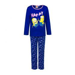 Παιδικές Πυτζάμες Χρώματος Μπλε Minions Disney ph2121