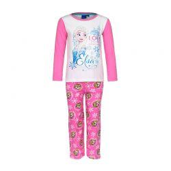 Παιδικές Πυτζάμες Χρώματος Ροζ Frozen Elsa Disney EP2182