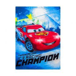 Παιδική Κουβέρτα Fleece Μονή 100 x 150 cm Cars Disney HO4526