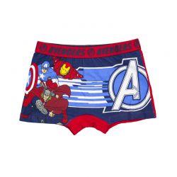 Παιδικό Boxer Χρώματος Κόκκινο Avengers Disney HQ3041