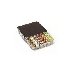 Συρτάρι - Διοργανωτής για 30 - 60 Κάψουλες Nespresso ή Espresso και Σταντ Καφετιέρας 32 x 29 x 6 cm 41343