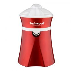 Στίφτης Εσπεριδοειδών Techwood Χρώματος Κόκκινο TPF-25