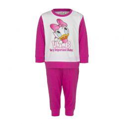 Βρεφικές Πυτζάμες Χρώματος Φούξια Daisy Disney APH0335