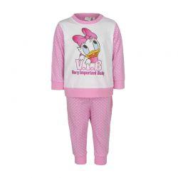 Βρεφικές Πυτζάμες Χρώματος Ροζ Daisy Disney APH0335