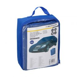 Ανθεκτική Κουκούλα - Κάλυμμα Αυτοκινήτου Γενικής Χρήσεως 534 x 178 x 120 cm Χρώματος Μπλε Dunlop 07753