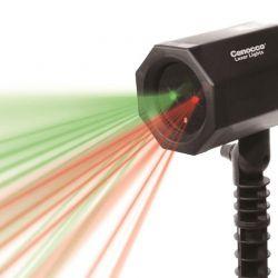 Διακοσμητικός Αδιάβροχος Προβολέας Laser LED Εσωτερικού και Εξωτερικού Χώρου Cenocco CC-9041