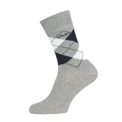 Κάλτσες Business (5 ζευγάρια) Versace 1969 Χρώματος Γκρι C172
