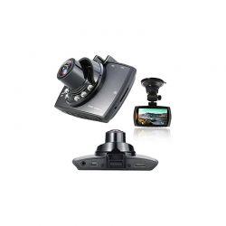 Κάμερα Αυτοκινήτου 2 Καναλιών Full - HD με Νυχτερινή Όραση και Αισθητήρα Apachie DASHG30