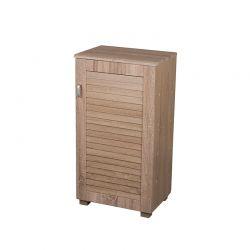 Ξύλινο Ντουλάπι με 4 Ράφια 45 x 32 x 84.5 cm Homestyle 01348