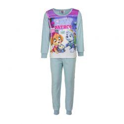 Παιδικές Πυτζάμες Fleece Χρώματος Τιρκουάζ Paw Patrol Disney DHQ2105