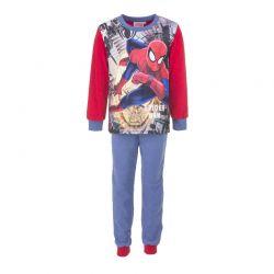 Παιδικές Πυτζάμες Fleece Χρώματος Μπλε Spiderman Disney HQ2044