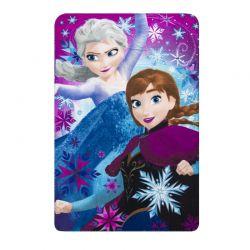 Παιδική Κουβέρτα Fleece Μονή 100 x 150 cm Elsa - Anna Disney HQ4235-EA