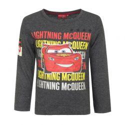 Παιδική Μακρυμάνικη Μπλούζα Χρώματος Γκρι Cars Disney HQ1246