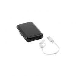 Πορτοφόλι για Κάρτες Ασφαλείας και Power Bank InnovaGoods V0100866