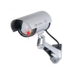 Ψεύτικη Ασύρματη Κάμερα Παρακολούθησης με LED Φως Dummy Security Camera Grundig 07963