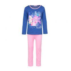 Παιδικές Πυτζάμες Χρώματος Μπλε My Little Pony Disney HQ2122
