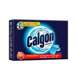 Αποσκληρυντικό Νερού Πλυντηρίου Ρούχων Calgon 35 Ταμπλέτες CLGN-35