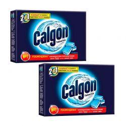 Αποσκληρυντικό Νερού Πλυντηρίου Ρούχων Calgon 70 Ταμπλέτες CLGN-70