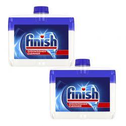 Υγρό Καθαριστικό Πλυντηρίου Πιάτων Finish Regular 250 ml 2 τμχ Finish-MC-R-2PCS