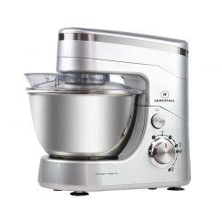 Κουζινομηχανή Herenthal 1400 W Χρώματος Ασημί HT-PKM1400.5