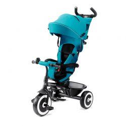 Τρίκυκλο Παιδικό Ποδήλατο - Καρότσι KinderKraft Aston Χρώματος Τιρκουάζ