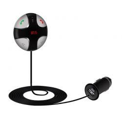Bluetooth FM Transmitter και Φορτιστής Αυτοκινήτου R159258