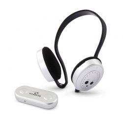 Ασύρματα Ακουστικά με Δέκτη FM Esperanza Titanum TH111