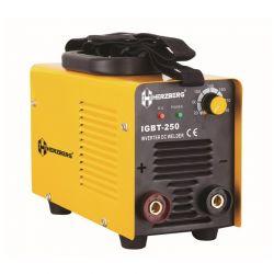 Ηλεκτροκόλληση Inverter MMA 250A 220V IGBT Herzberg HG-6013