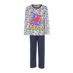 Παιδικές Πυτζάμες Χρώματος Σκούρο Γκρι Spiderman Disney EP2037