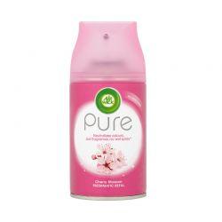 Ανταλλακτικό Αρωματικό Σπρέι Χώρου Freshmatic Pure Cherry Blossom Airwick 250 ml IPOV081c