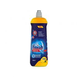 Εκθαμβωτικό Υγρό Πλυντηρίου Πιάτων Finish Rinse Aid Λεμόνι 800 ml Finish-RINSE800-L