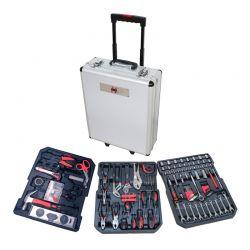 Βαλίτσα Εργαλείων με 199 τμχ Herzberg HG-5199