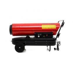 Επαγγελματικό Αερόθερμο Πετρελαίου 55 kW Kraft&Dele KD-11712
