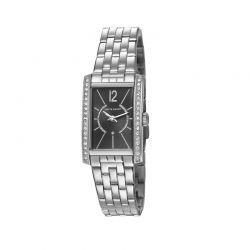 Γυναικείο Ρολόι Χρώματος Ασημί με Μεταλλικό Μπρασελέ Pierre Cardin PC106562F10