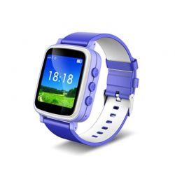 Παιδικό Ρολόι με GPS και Κάρτα SIM Χρώματος Μπλε Q80 SPM Q80SW-BLUE