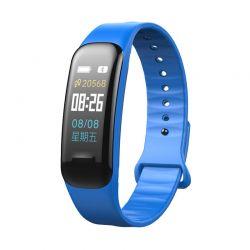 Ρολόι Fitness Tracker με Πιεσόμετρο - Οξύμετρο και Μετρητή Καρδιακών Παλμών Χρώματος Μπλε C1 Plus SPM C1PSW-BLUE