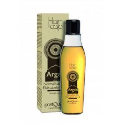 Ελιξίριο Θρέψης για Κανονικά Μαλλιά με Argan Oil PostQuam 100 ml