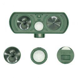 Ηλιακή Συσκευή Υπερήχων για Απώθηση Ζώων Hoppline HOP1000845-1