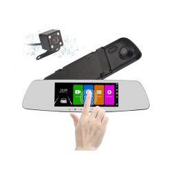 Κάμερα Καθρέπτης Αυτοκινήτου με Οθόνη 4.3 '' Hoppline HOP1000843-1