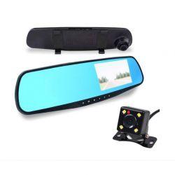 Κάμερα Καθρέπτης Αυτοκινήτου με Οθόνη LCD 4.3 '' Hoppline HOP1000733