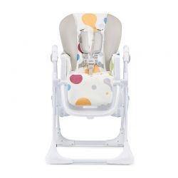 Παιδικό Κάθισμα Φαγητού με Πτυσσόμενη Λειτουργία Πολύχρωμο Kinderkraft Yummy