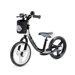 Παιδικό Ποδήλατο Ισορροπίας Με Αξεσουάρ KinderKraft Space Χρώματος Μαύρο KKRSPACBLK00AC